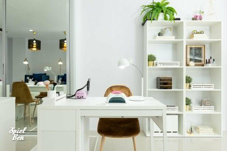 Beauty salon - Real estate photography