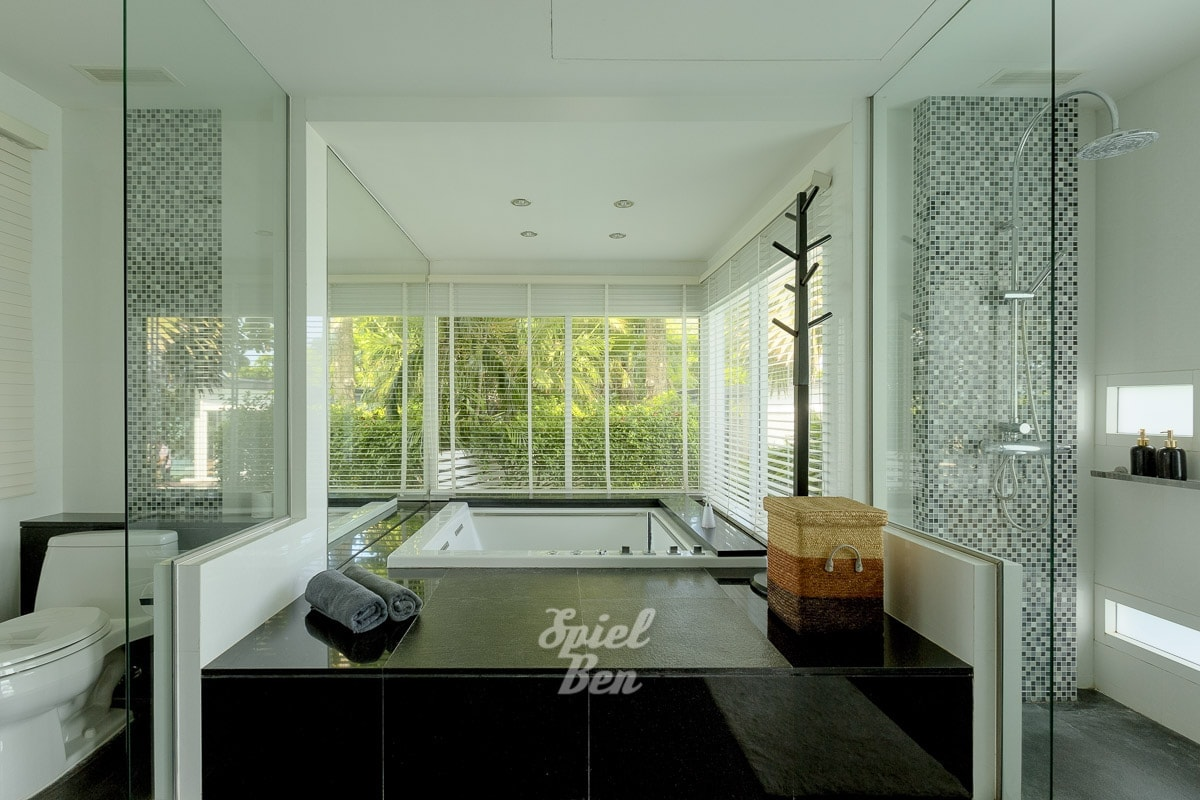 Luxurious villa photography phuket