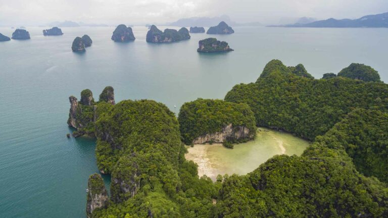 Phang Nga Bay and its treasures